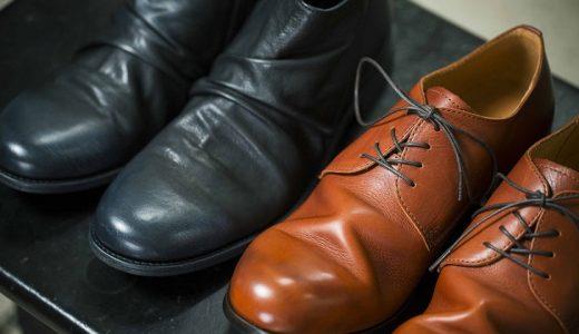 パドローネの説明書:ブーツのコスパがイイと評判。1足目の革靴にオススメ