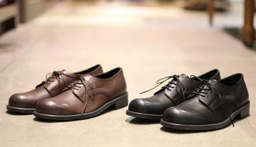 パドローネの短靴とブーツはどちらがオススメ?本格革靴にデビューしよう