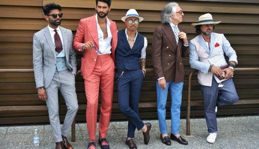 服の色を絞ることの大切さ。バリエーションはいらない