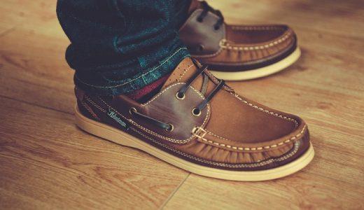革靴のサイズ感について。タイト信仰止めます