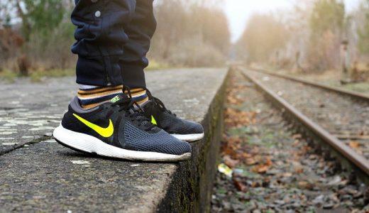 靴は試着だけでなく、最低1キロは歩いてみないと分からないよねって話