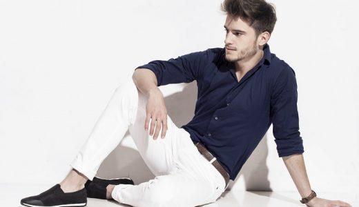 ファッション初心者に白パンツをオススメしない理由