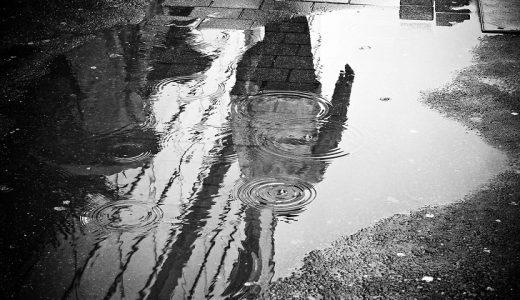 スタンスミスは雨に強いのか弱いのか?個人的な感想を語る